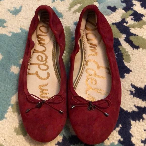 e5a242773fc580 Sam Edelman Felicia ballerina flat